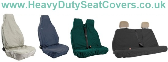Heavy Duty Car Seat Covers Van